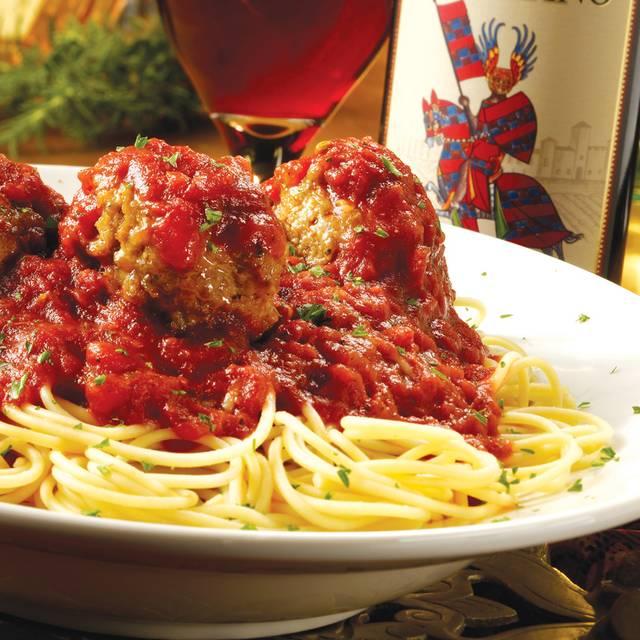 Spaghetti & Meatballs - Spaghetti Warehouse - Akron, Akron, OH