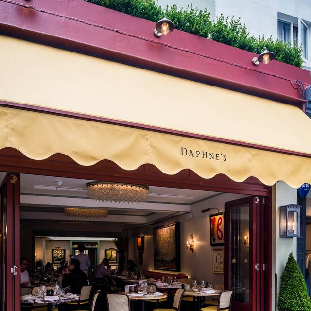 Daphne's, London