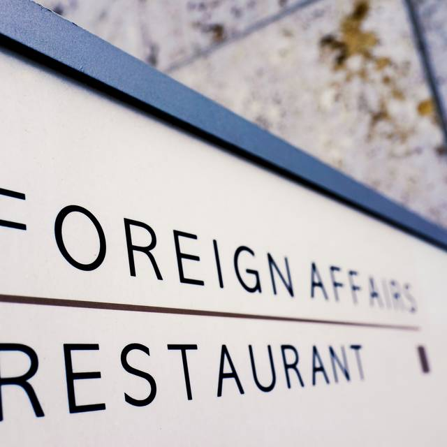 FOREIGN AFFAIRS, Berlin, BE