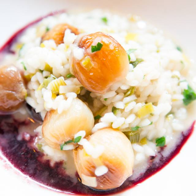 Onion risotto  - Thelma on Clinton, New York, NY