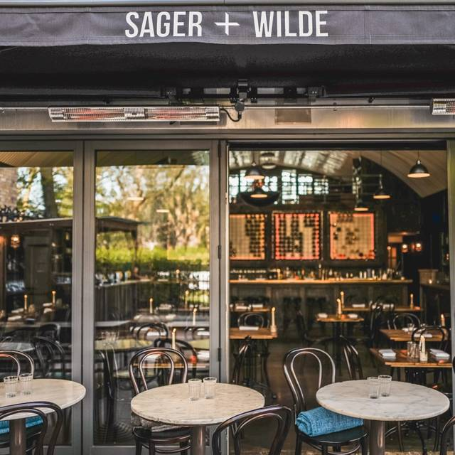 Sager + Wilde at Paradise Row, London