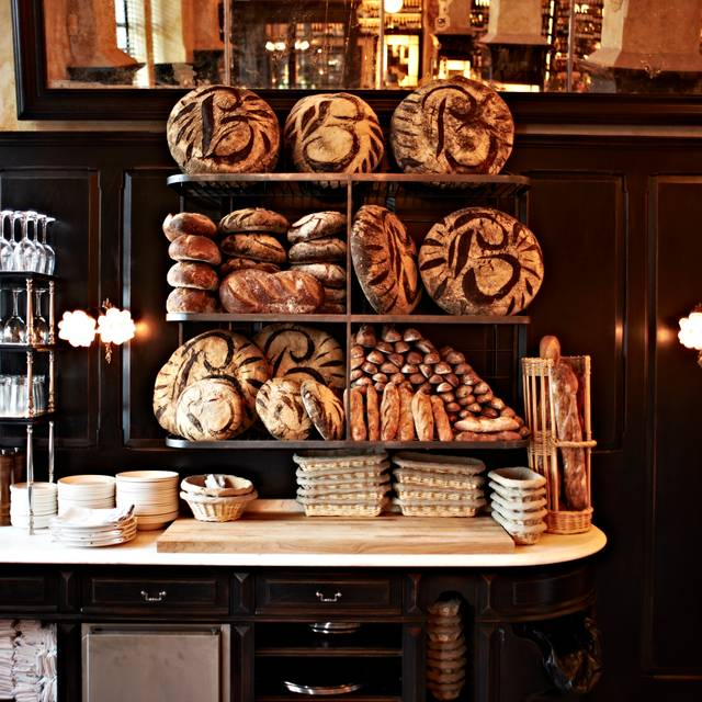 Balthazar - Restaurant Bread Stand   - Balthazar London, London