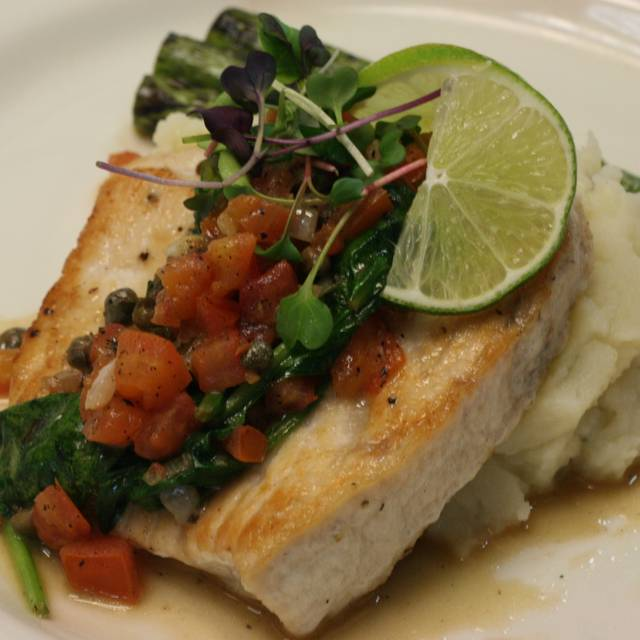 Swordfish-piccata - Catch 35 - Chicago, Chicago, IL