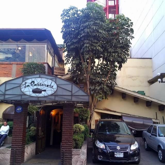 La Casserole - La Casserole, Mexico City, CDMX