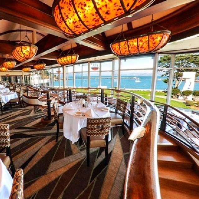 Fiesta Deck - McCormick & Kuleto's Seafood Restaurant, San Francisco, CA