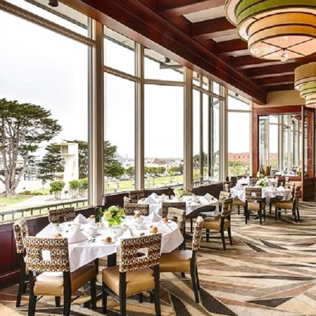 Bayview Room Facing Main Dining Room - McCormick & Kuleto's Seafood Restaurant, San Francisco, CA