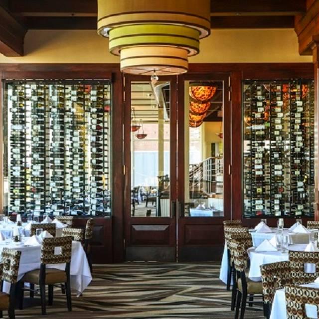 Bayview Room Doors - McCormick & Kuleto's Seafood Restaurant, San Francisco, CA