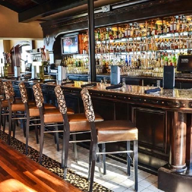 Bar - McCormick & Kuleto's Seafood Restaurant, San Francisco, CA