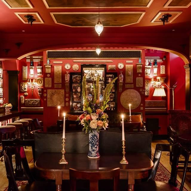 Seymours Parlour The Zetter Townhouse Marylebone London