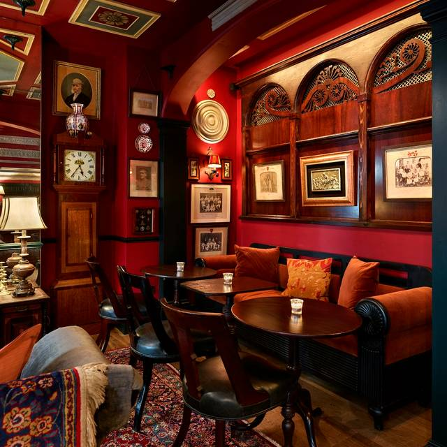 Seymour's Parlour, The Zetter Townhouse Marylebone, London