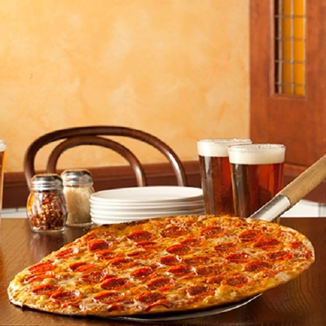 Pepperoni Pizza  - Zaffiro's - Mequon, Mequon, WI