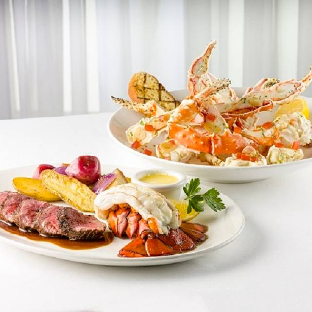 Steak Lobster King Crab - McCormick & Schmick's Seafood - Beavercreek, Beavercreek, OH