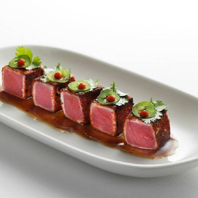 Seared Tuna - McCormick & Schmick's Seafood - Milwaukee, Wauwatosa, WI