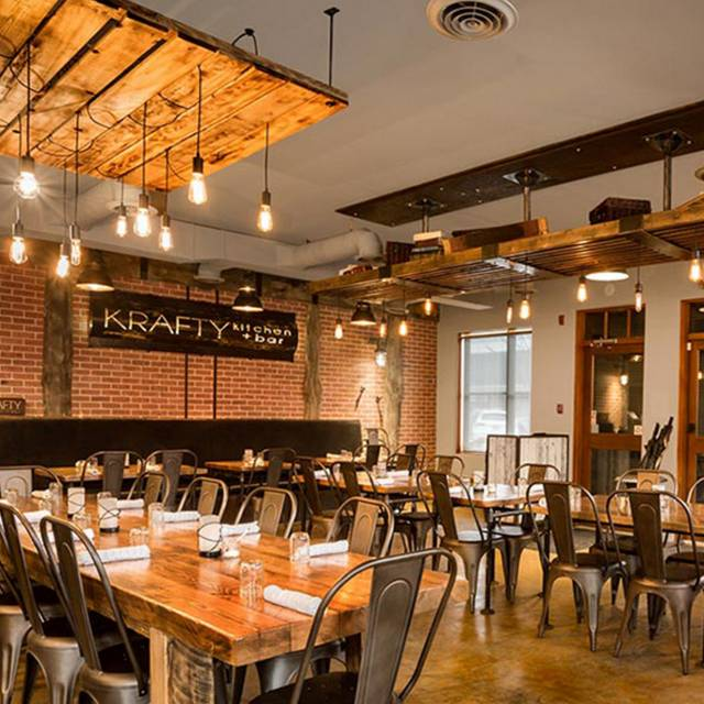 Krafty - Krafty Kitchen & Bar, Kelowna, BC