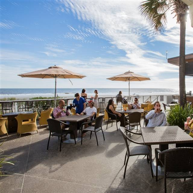 BLU Restaurant & Bar, Folly Beach, SC