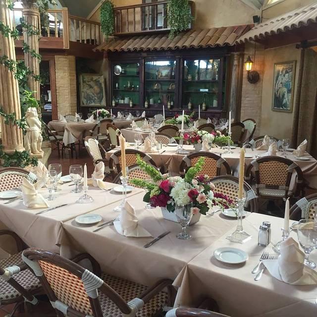 Venezia Restaurant Midland Tx