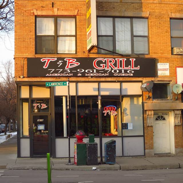 T b grill restaurant chicago il opentable for 0pen table chicago