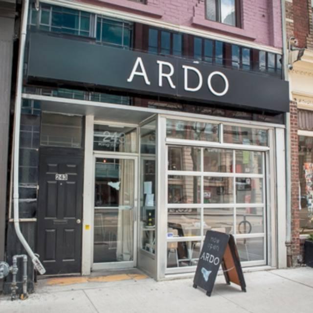 ARDO - ARDO Restaurant, Toronto, ON