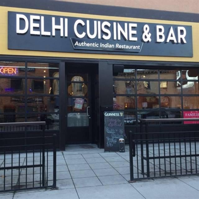 Delhi Restaurant Kelowna Menu