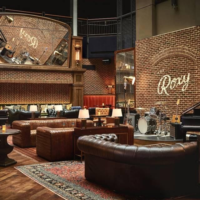 Roxy Bar, New York, NY