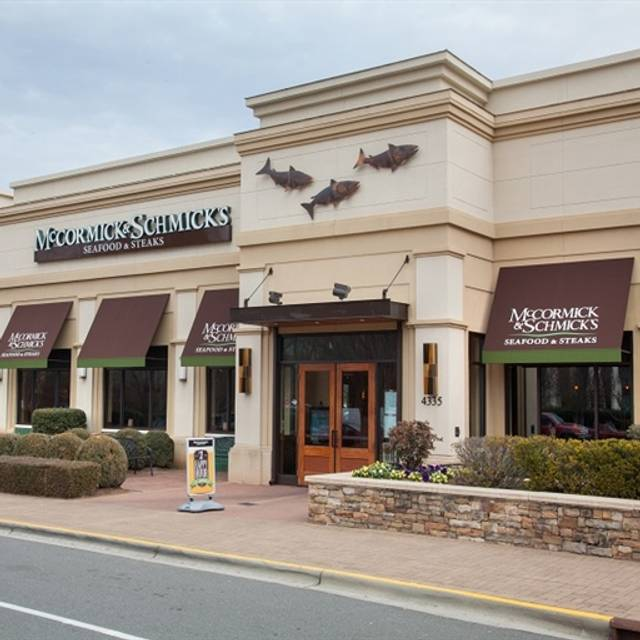 McCormick & Schmick's Seafood - Charlotte (Southpark Mall), Charlotte, NC