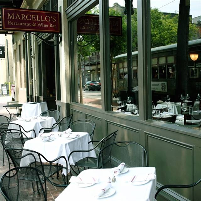 Marcello's of New Orleans, New Orleans, LA