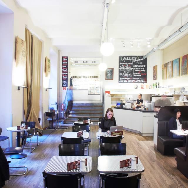 barcomi 39 s deli restaurant berlin opentable. Black Bedroom Furniture Sets. Home Design Ideas