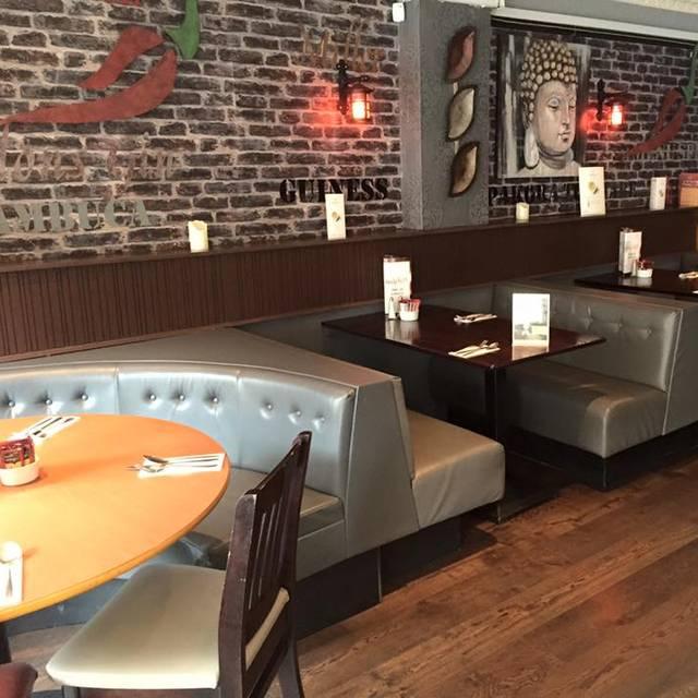Indian Restaurant Larkhall