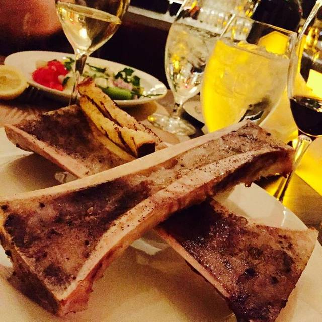 Roasted Bone Marrow - Le Fat Poodle, Old Greenwich, CT