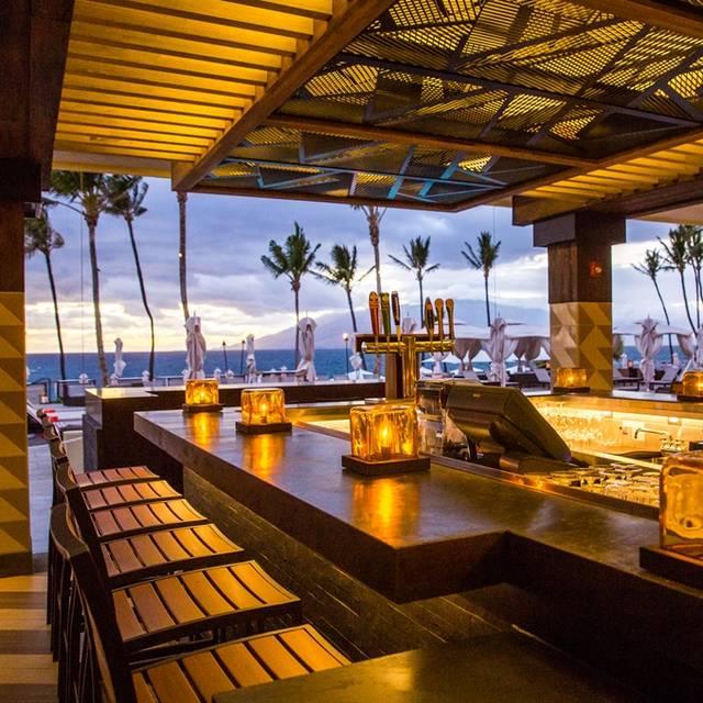 Kapa Bar Grill Marriott Maui Restaurant Wailea Hi