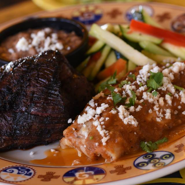 Steak and Enchilada - Adobe Grill, La Quinta, CA