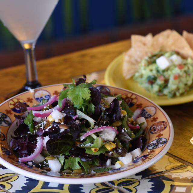 Adobe Salad - Adobe Grill, La Quinta, CA