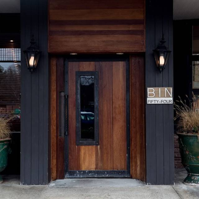 Main Entrance - BIN 54, Chapel Hill, NC