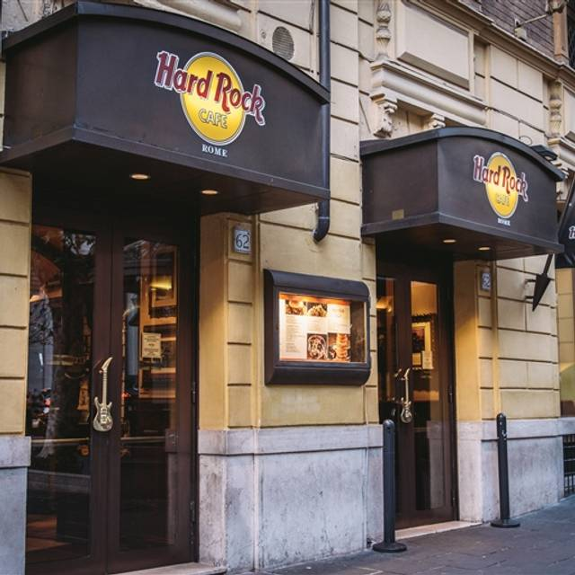 hard rock cafe rome restaurant rome rome opentable. Black Bedroom Furniture Sets. Home Design Ideas