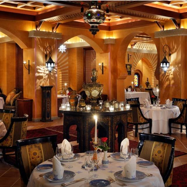 Tagine - Tagine - One&Only Royal Mirage, Dubai, Dubai