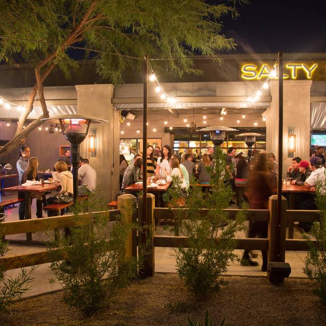 Arizona Patio - Salty Sow - Cactus, Phoenix, AZ