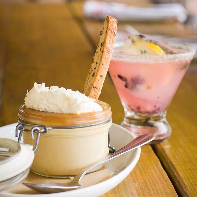 Dessert - The Salty Sow, Austin, TX