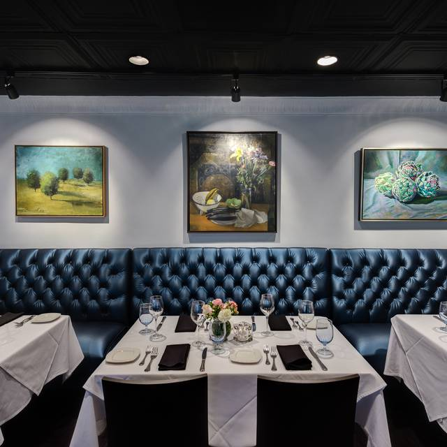 Terrazzo | Amerigo's Grille - Amerigo's Grille – The Woodlands, The Woodlands, TX