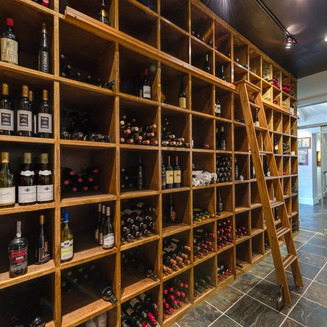 Wine Cellar | Amerigo's Grille - Amerigo's Grille – The Woodlands, The Woodlands, TX