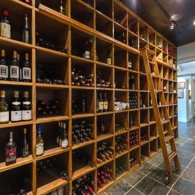 Wine Cellar | Amerigo's Grille - Amerigo's Grille – The Woodlands, The Woodlands, TX