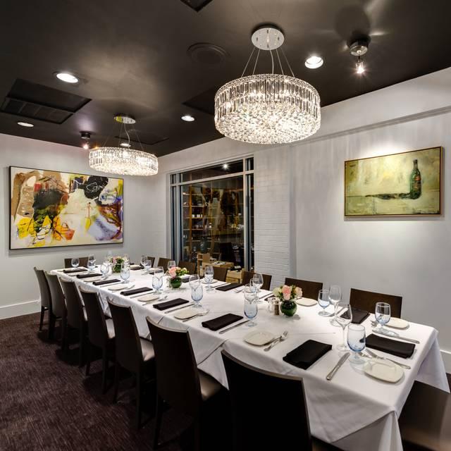 Wine Room | Amerigo's Grille Private Dining - Amerigo's Grille – The Woodlands, The Woodlands, TX