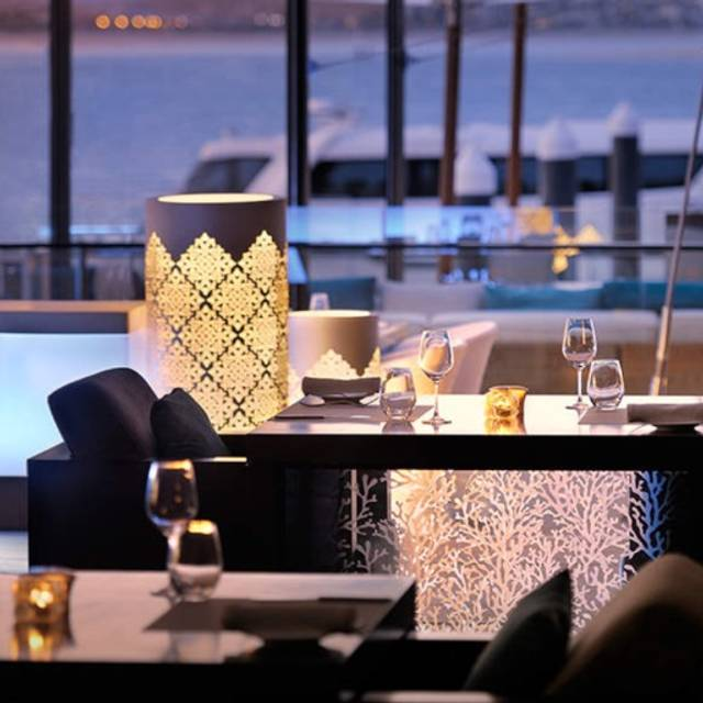 101 Dining Lounge and Marina  - One&Only The Palm, Dubai, Dubai