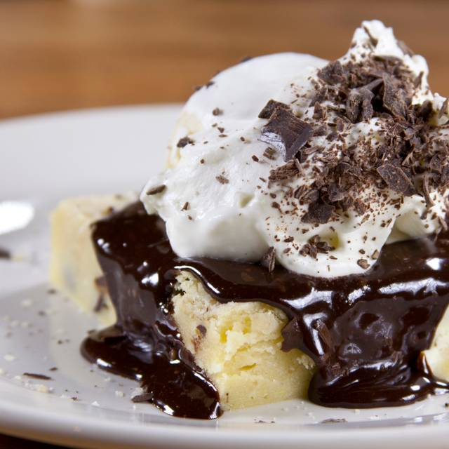 White Chocolate Brownie - White Chocolate Grill - Naperville, Naperville, IL