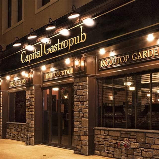 Capital Gastropub Restaurant Harrisburg Pa Opentable