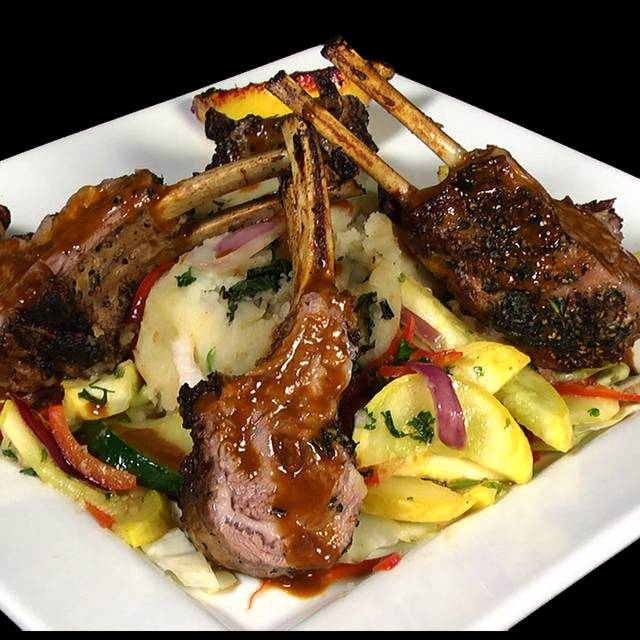 Rack Of Lamb - Sky Asian Fusion, Ocala, FL