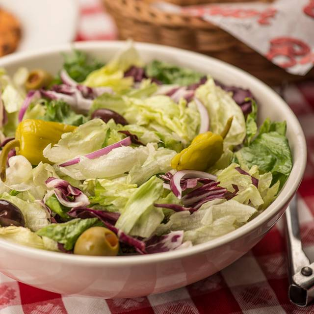 Mixed Greens Salad - Buca di Beppo - Farmers Market, Los Angeles, CA