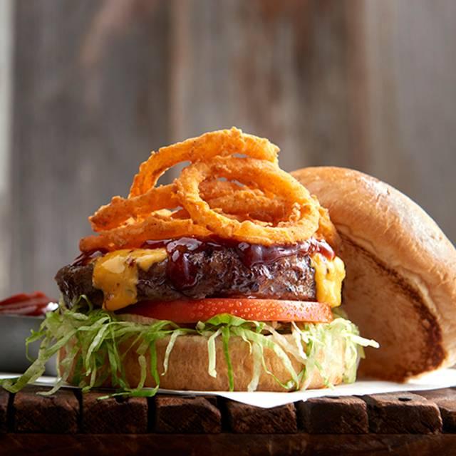 Sweet Home Bbq Burger - Bubba Gump Shrimp - Cancún, Cancún, ROO