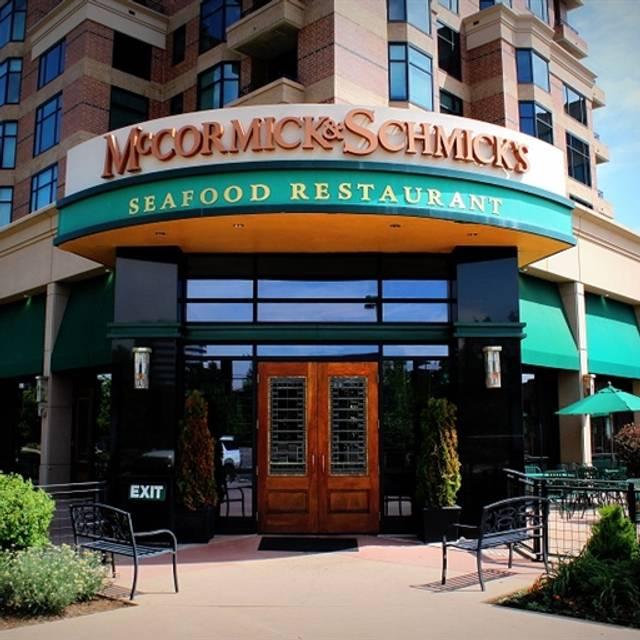 McCormick & Schmick's Seafood - Denver, Denver, CO