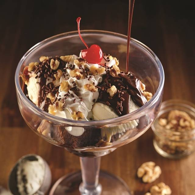 Brownie Sundae - Hard Rock Cafe - Northfield, Northfield, OH