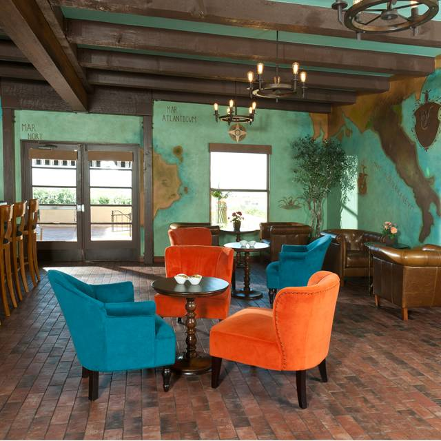 Waiting area - Vivace Restaurant, Tucson, AZ